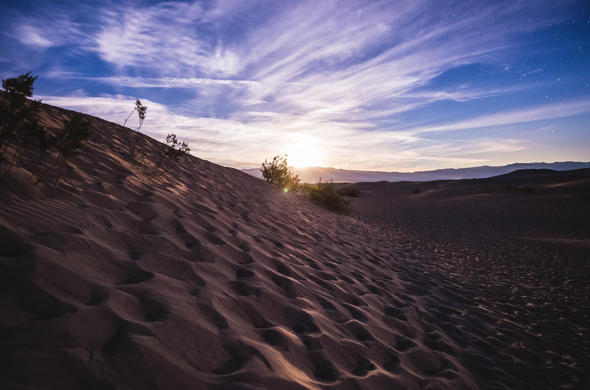 Infinite wonder - Death Valley National Park, California