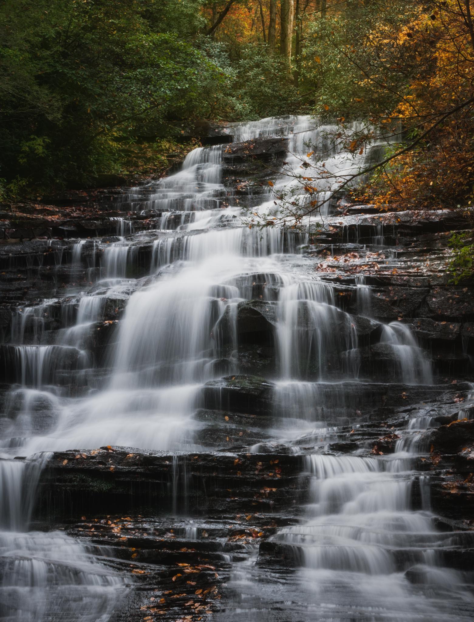 Minnehaha Falls - North Georgia