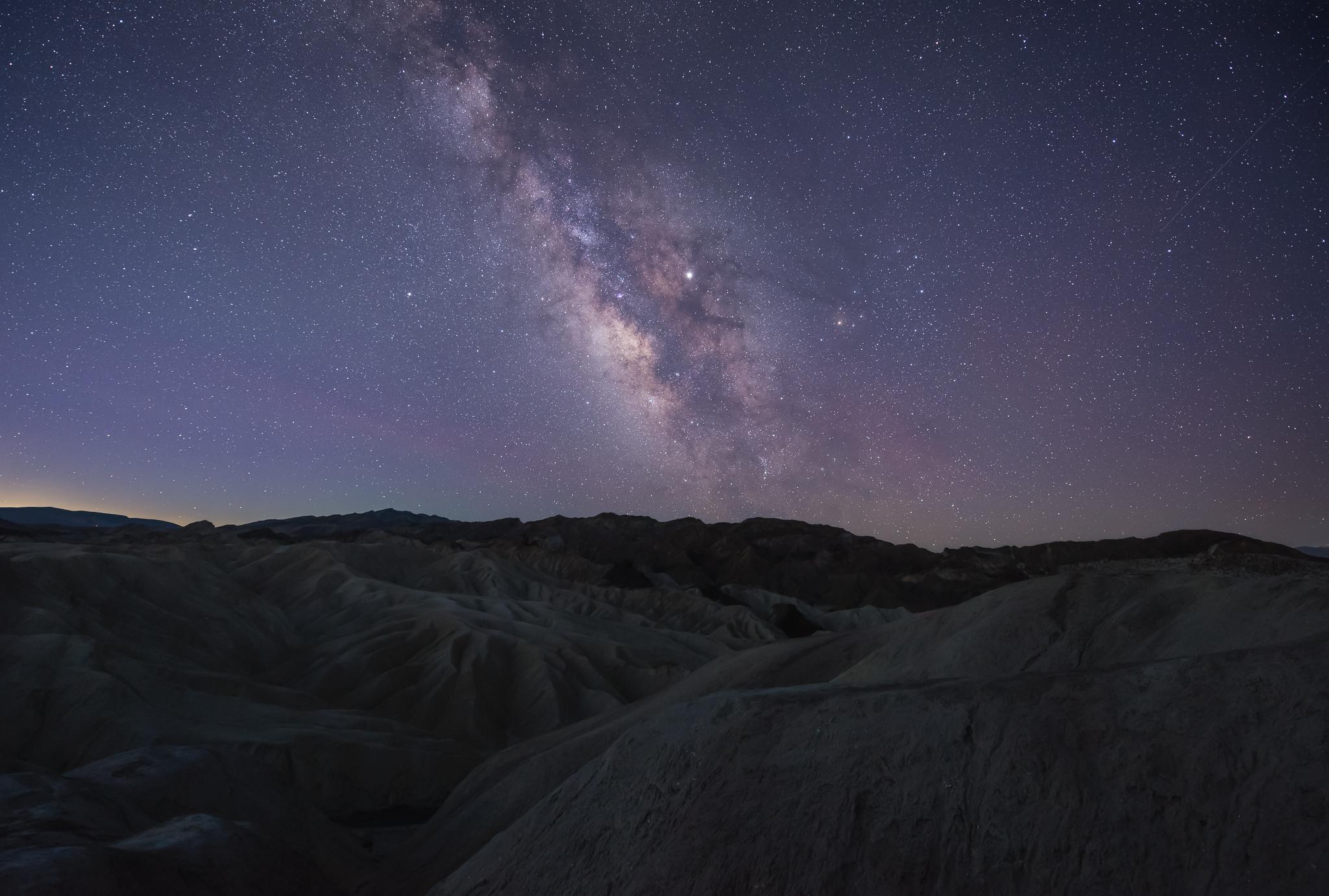 Cosmic Paradise - Death Valley, CA